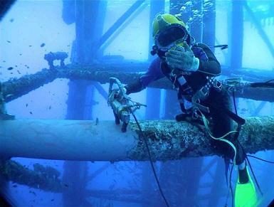 水下切割出水时有哪些注意事项